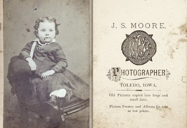 CARTE DE VISITE AT THE TIME OF THE AMERICAN CIVIL WAR