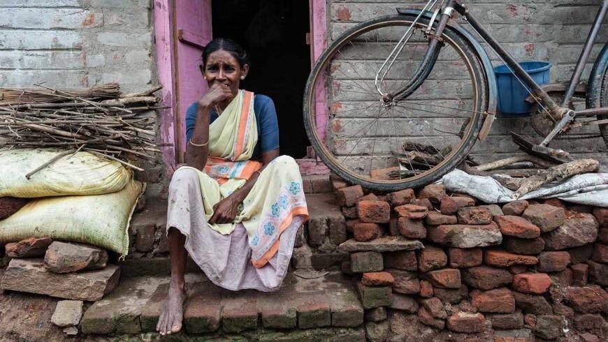 24 Click in un villaggio del Tamil Nadu