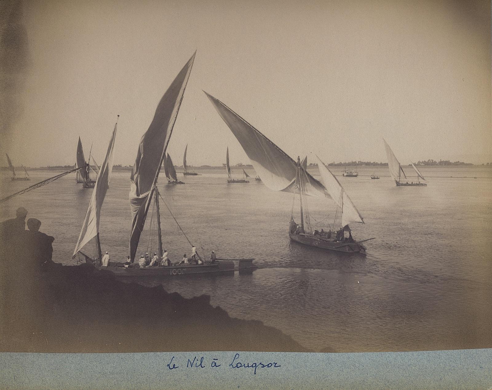 113-Beato-Le Nil a Louqsor