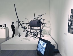 TINGUELY BASILEA_X museumX CYCLE AND RECYCLEX TINGUELY MUSEUM photo worldwide