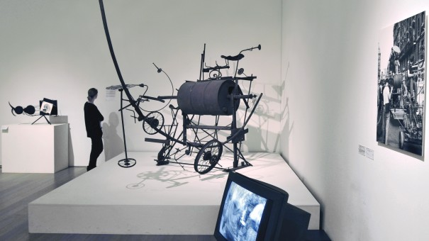 cycle and recycle tinguely museum. Black Bedroom Furniture Sets. Home Design Ideas