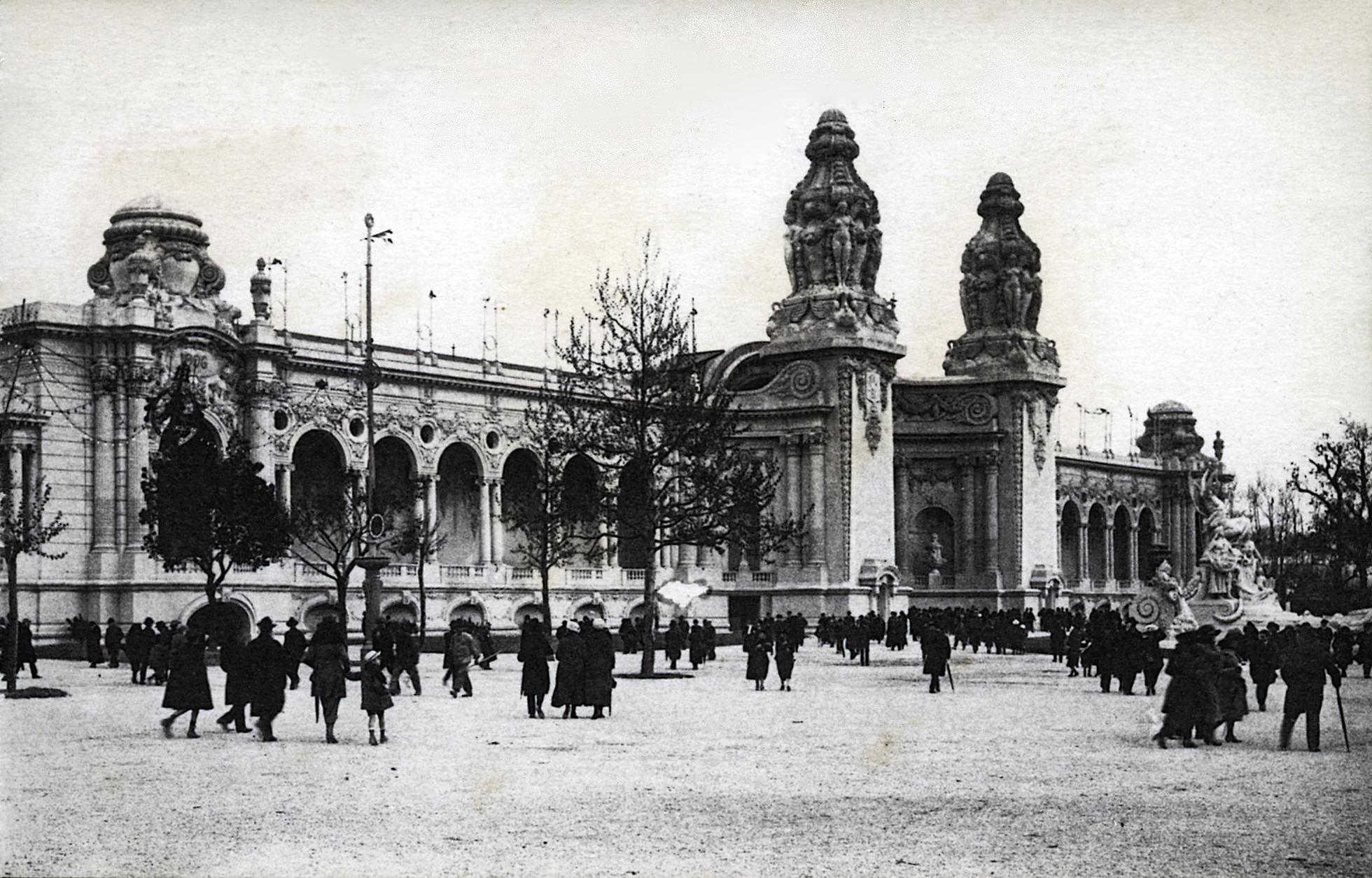 expo marseille 3a 1922