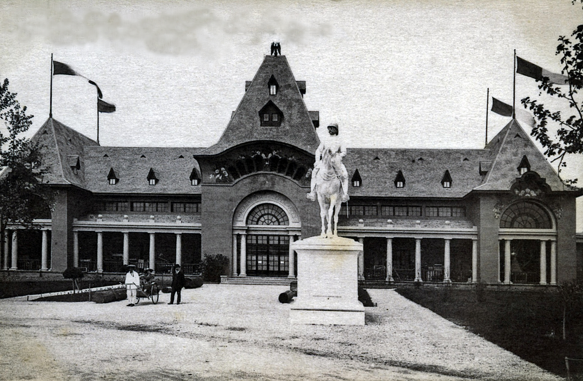 expo marseille 4 1922