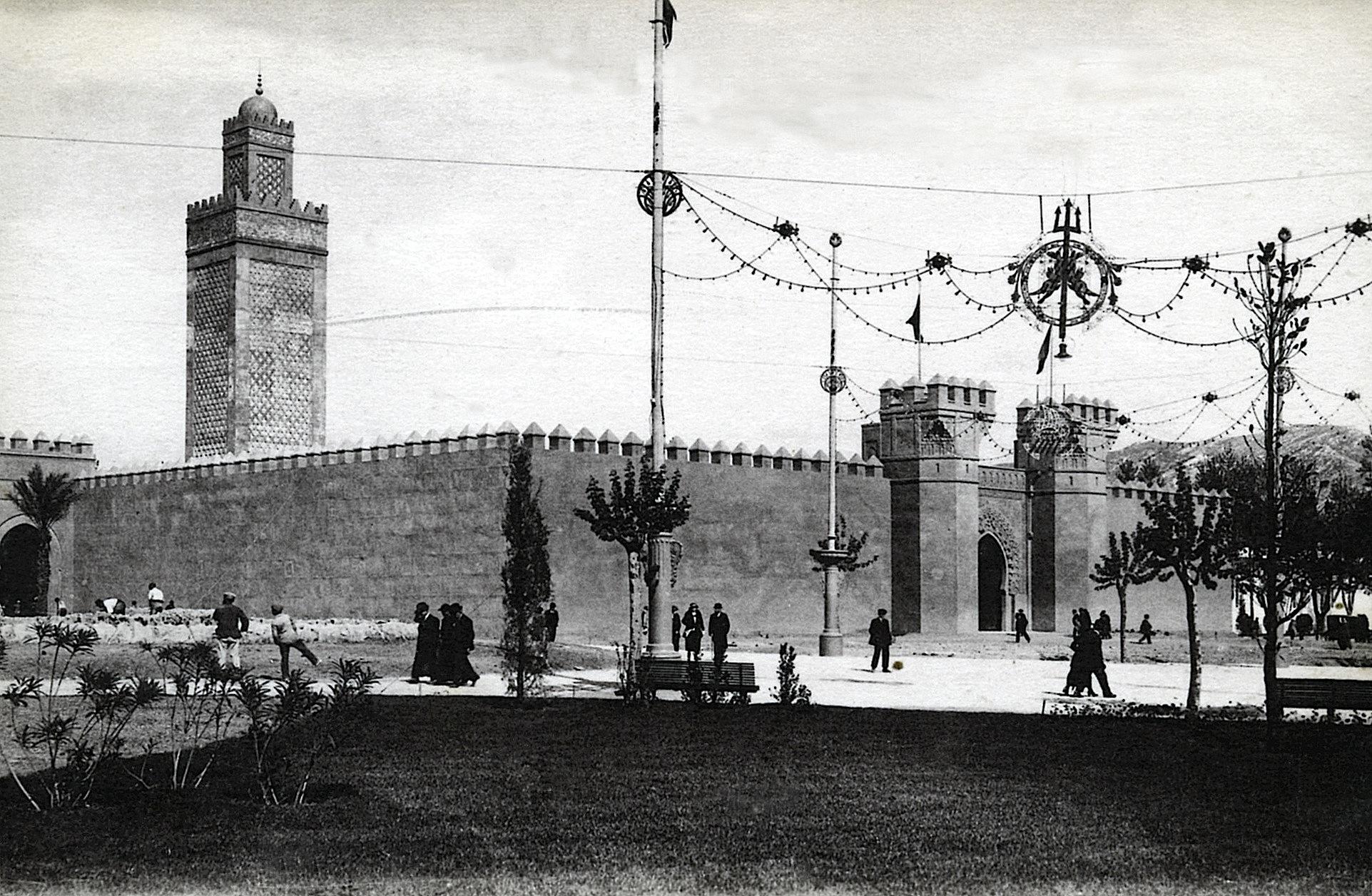 expo marseille 5 1922