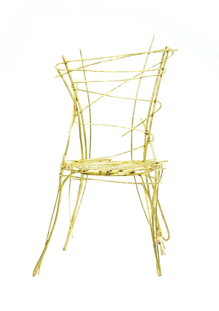 Drawing series chair7-1