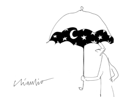 umbrella stars ombrello stelle