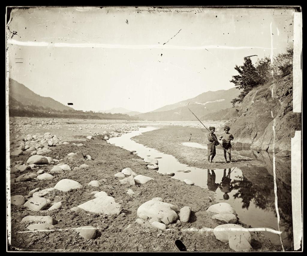 1871, La-lung, Formosa