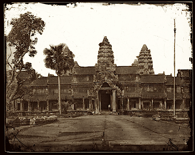 1866, Ankor Wat, Cambodia • Ankor Wat, Cambogia