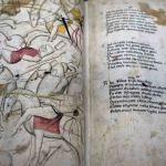 Febus el Forte XIV-XV secolo. Manoscritto cartaceo, Firenze, Biblioteca Nazionale Centrale