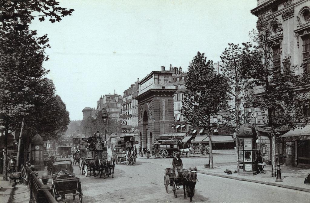 Porte St. Martin