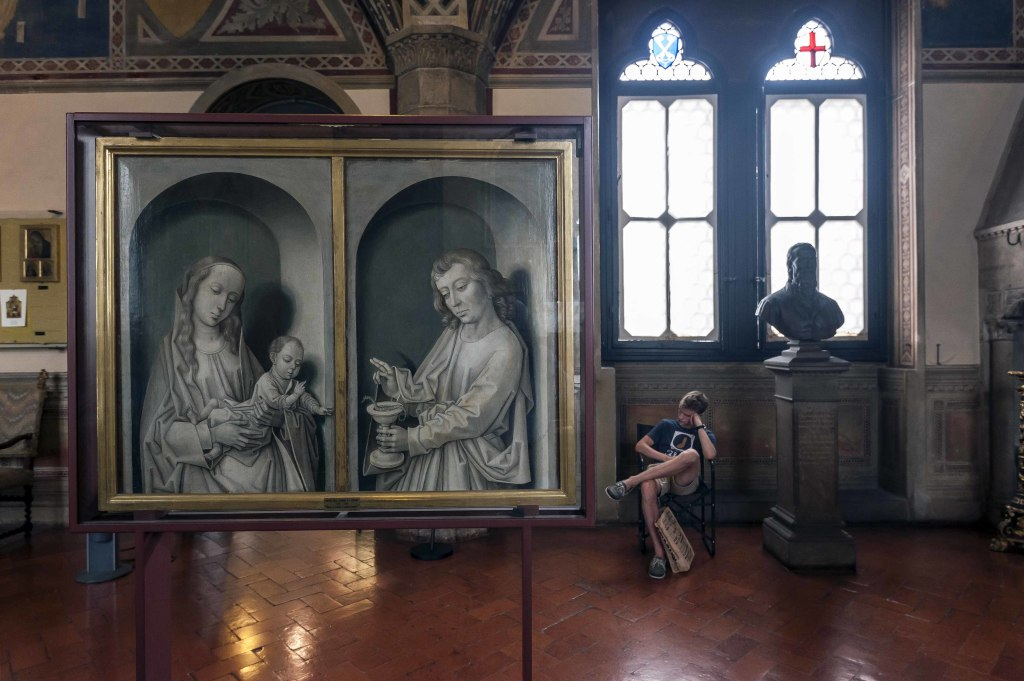 Florence, Italy • Museo del Bargello