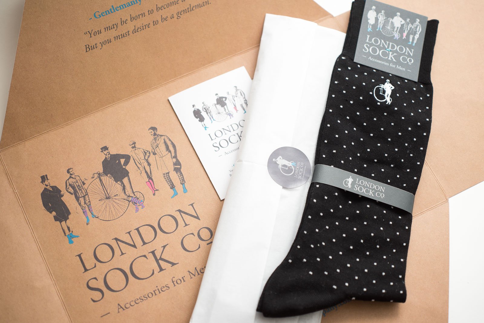 Subscription Sock Club from £10 per month