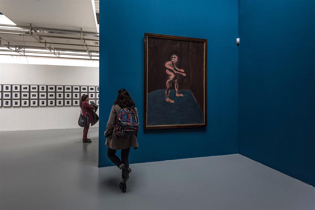 Francis Bacon: Studio per Ritratto, 1951.