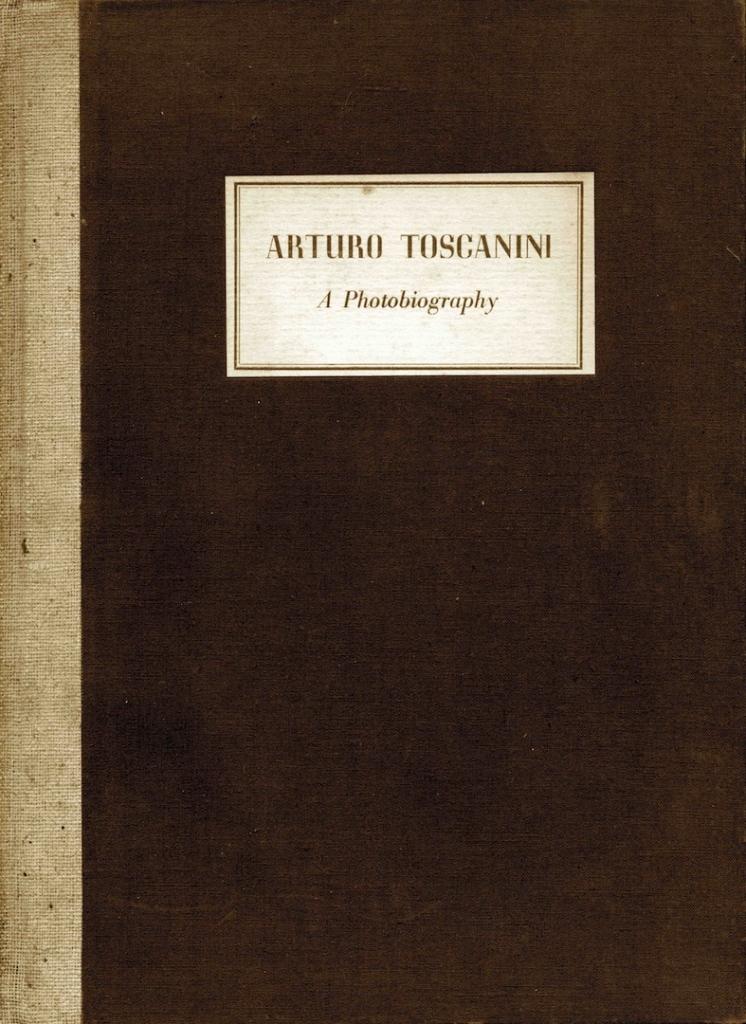 Toscanini cover copia