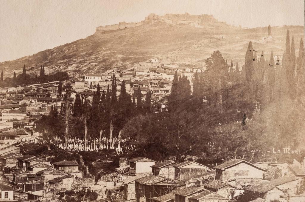 Smyrne Mont Pagris