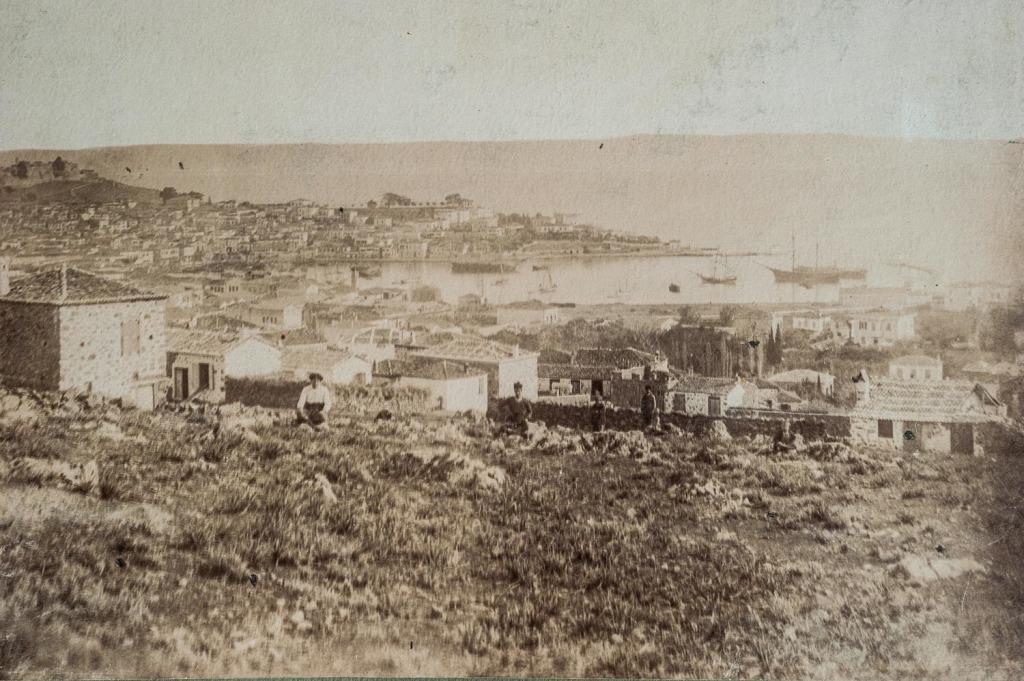 Mytilene Yle de Sestios