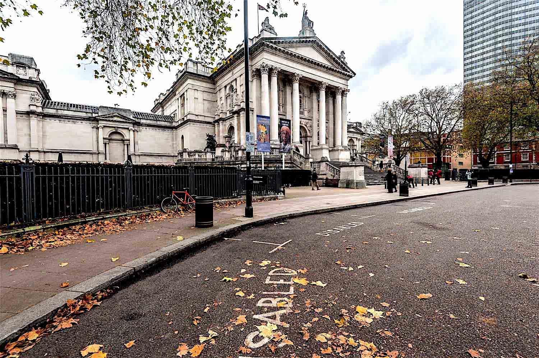 In visita alla tate britain di londra for Tate gallery di londra