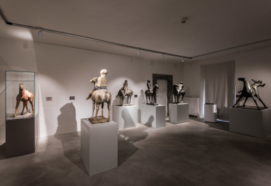 THE EXHIBITION • MARINO MARINI PASSIONI VISIVE • IN PISTOIA