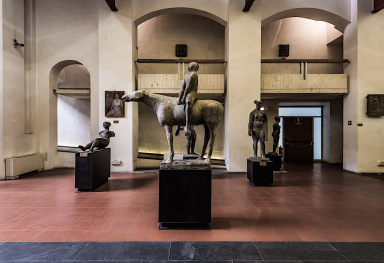 THE MUSEO MARINO MARINI IN FLORENCE