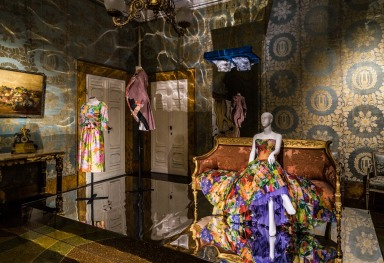 """TRACCE"" • ART & FASHION AT THE PITTI PALACE • FLORENCE"