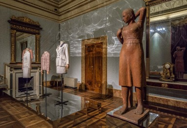 TRACCE 2 • ART & FASHION AT THE PITTI PALACE • FLORENCE