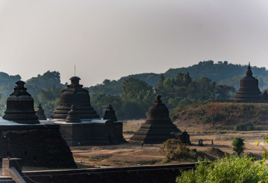 MRAUK U THE MAGNIFICENT ARCHEOLOGICAL SITE OF THE RAKHINE STATE IN MYANMAR