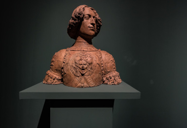 VERROCCHIO AT THE PALAZZO STROZZI IN FLORENCE