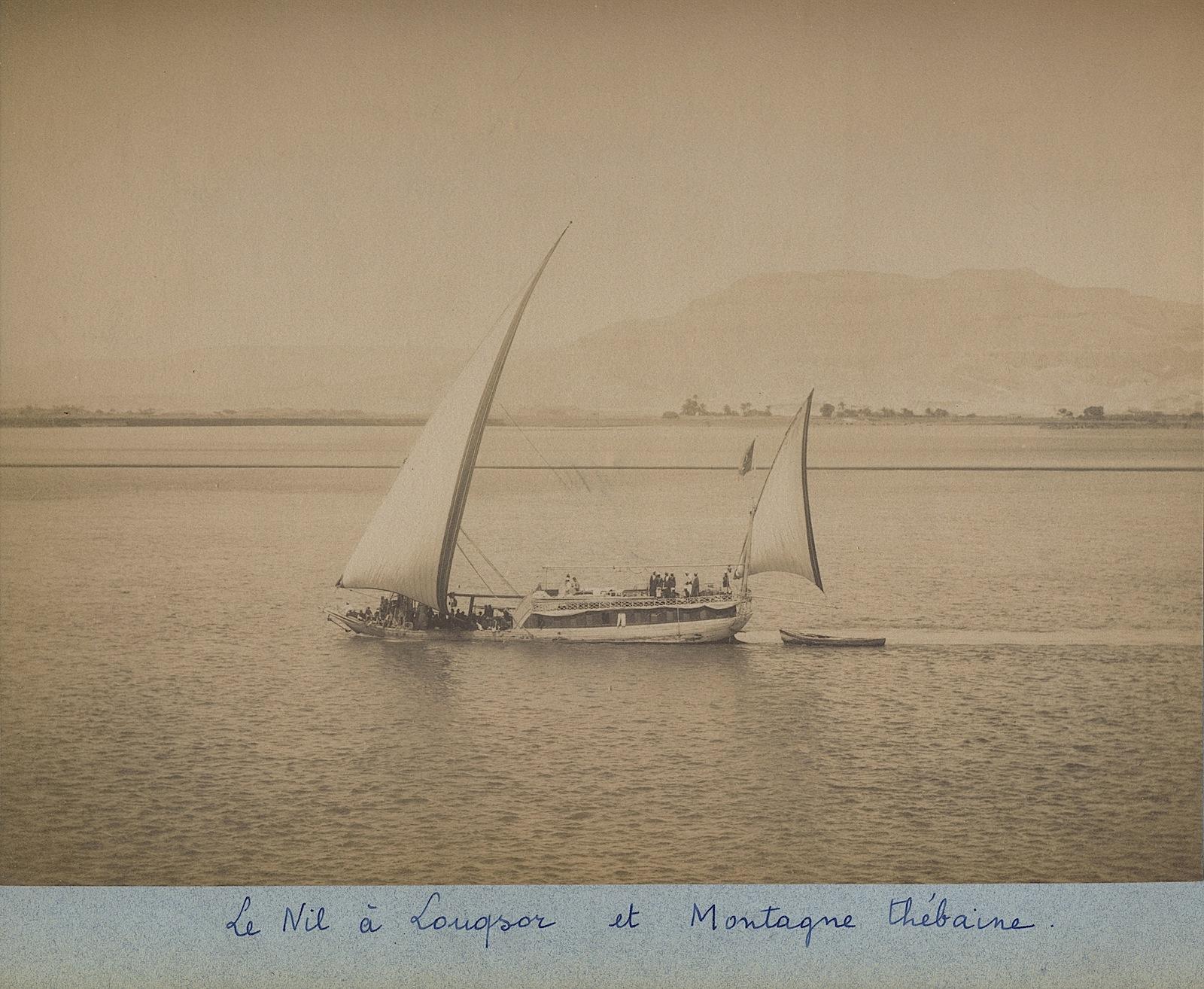 119-Beato-Le Nil a Louqsor et la Montagne Thébaine