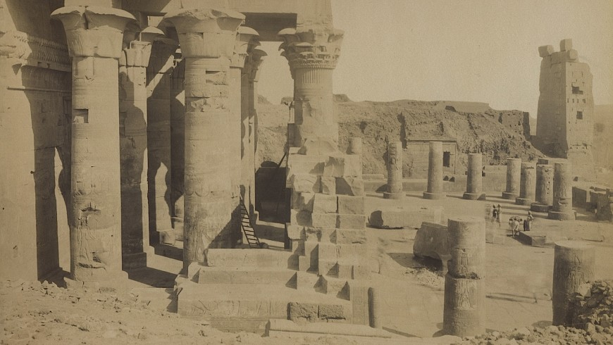 77-Beato-Kom Ombo-Temple