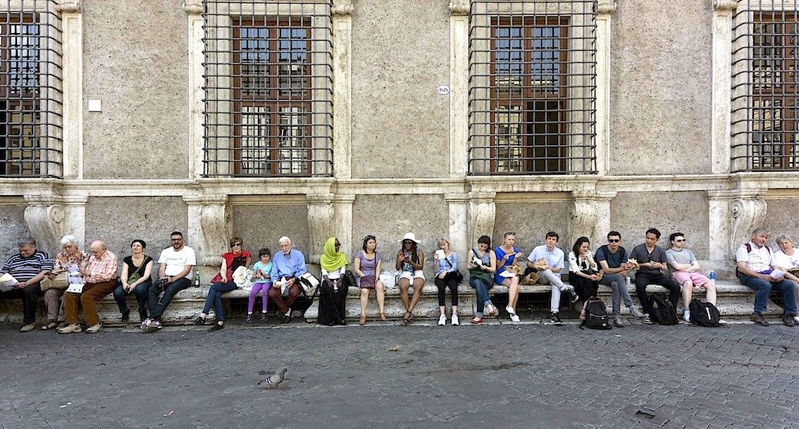Barnum Review - roma palazzo farnese