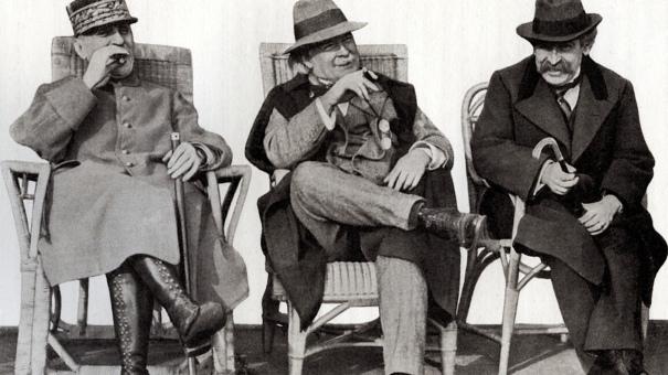 Foch, Lloid George, Briand tagliata