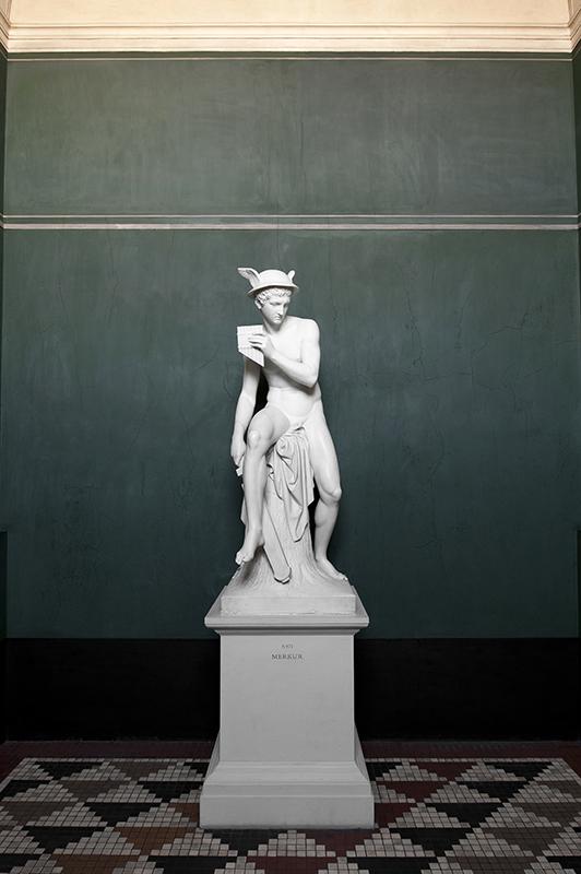 Mercurio Museo Thorvaldsen Bertel Thorvaldsens Plads 2 Copenhagen