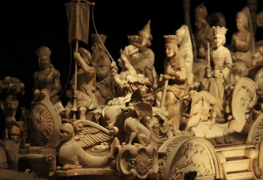 THE IVORY MUSEUM OF ERBACH ODW