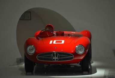 A HUNDRED YEARS FOR MASERATI, AND IT SHOWS!