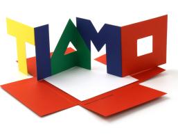 Fabriano Boutique -Card TI AMO bassa