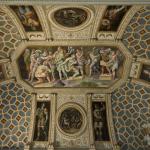 PALAZZO TE MANTOVA Emperors' room • Camera degli Imperatori