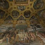 PALAZZO TE MANTOVA Cupid and Psyche room • Camera di Amore e Psyche