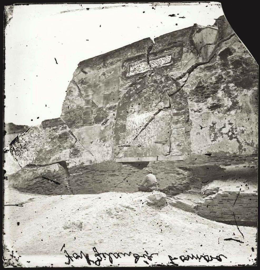1871, Forte Zeelandia, Formosa •  Zeelandia Fort, Formosa