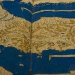 Claudius Ptolemaus, Ptolomei Cosmographia, XV secolo. Firenze, Biblioteca Nazionale Centrale