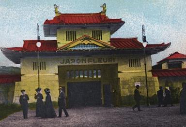 EXPO'S FEVER • CHARLEROI 1911