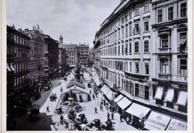 VIENNA NEL 1899