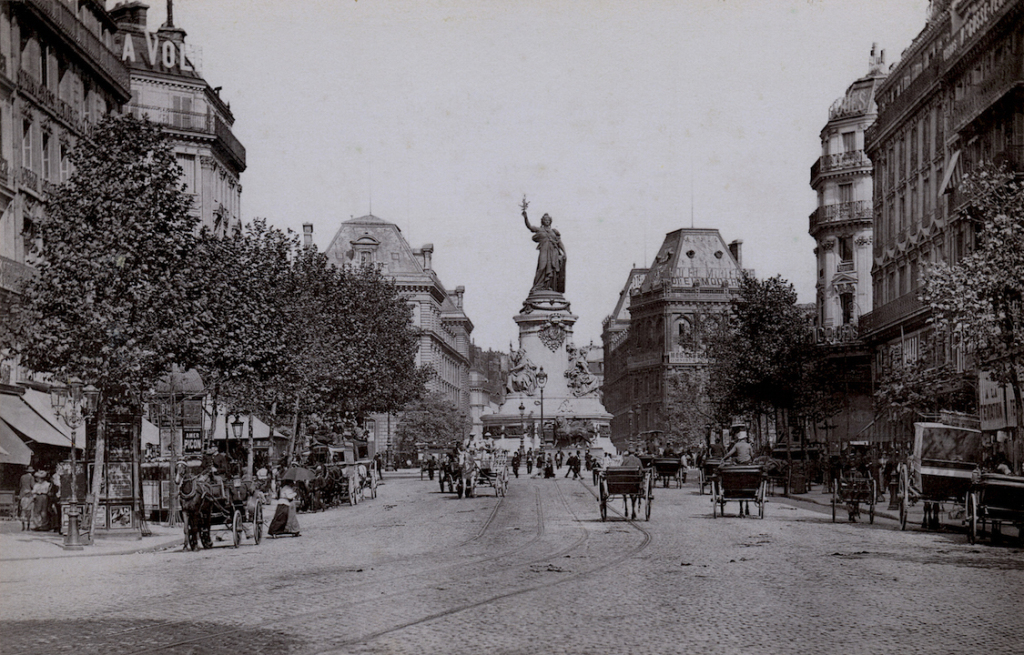 Place de la Rèpublique