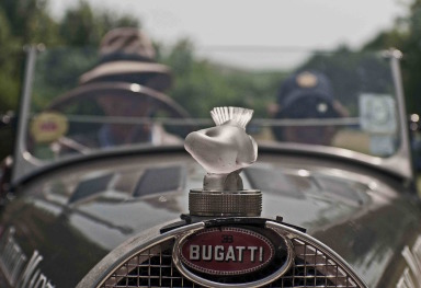 WHEN BUGATTIS MEET...
