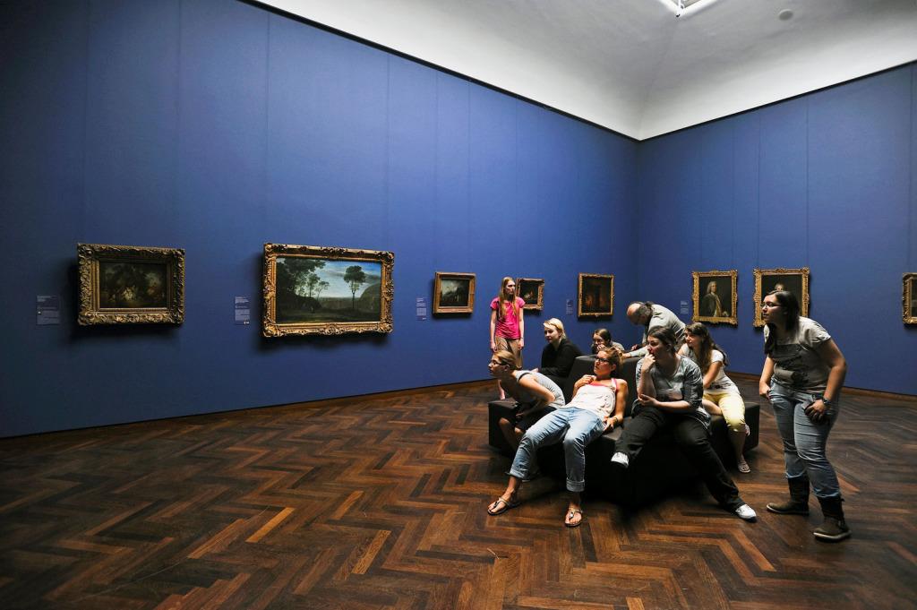Frankfurt, Germany •  Städelsches Kunstinstitut