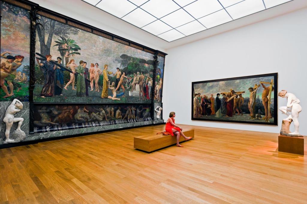 Leipzig, Germany • Museum der bildenden Künste