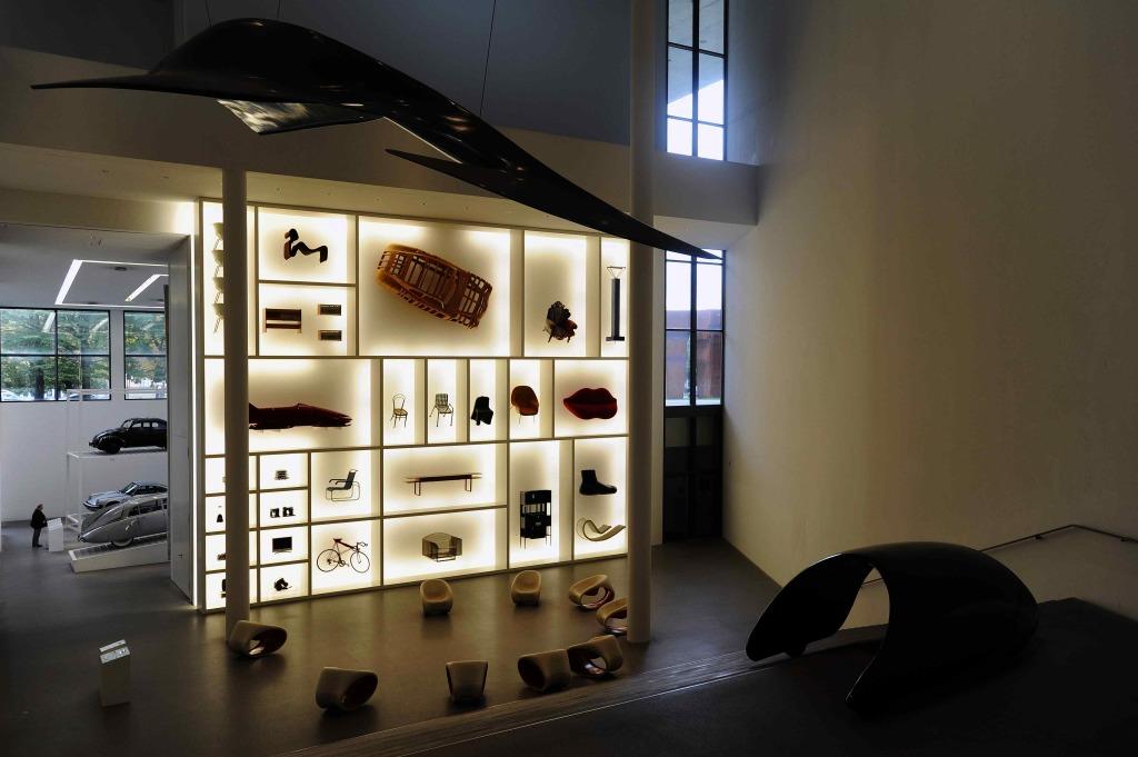 Munich, Germany •Pinakothek der Moderne
