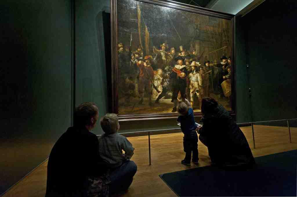 Amsterdam, Holland • Rijksmuseum