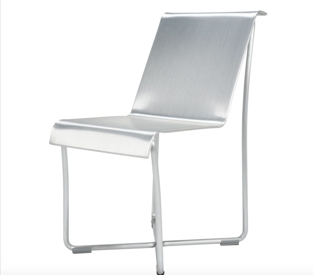 SUPERLIGHT ™ CHAIR DESIGN BY FRANK GEHRY FOR EMECO