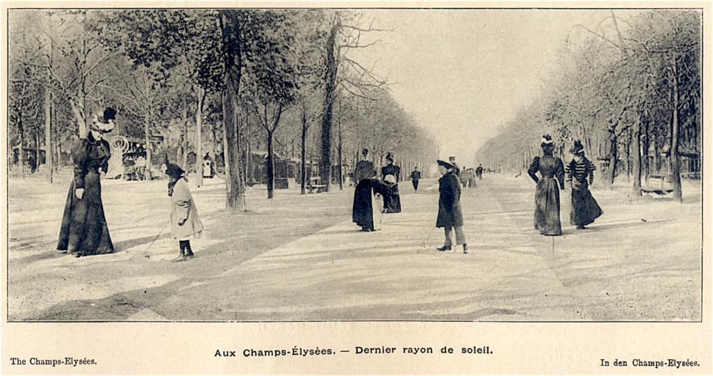 Champs elysee copia