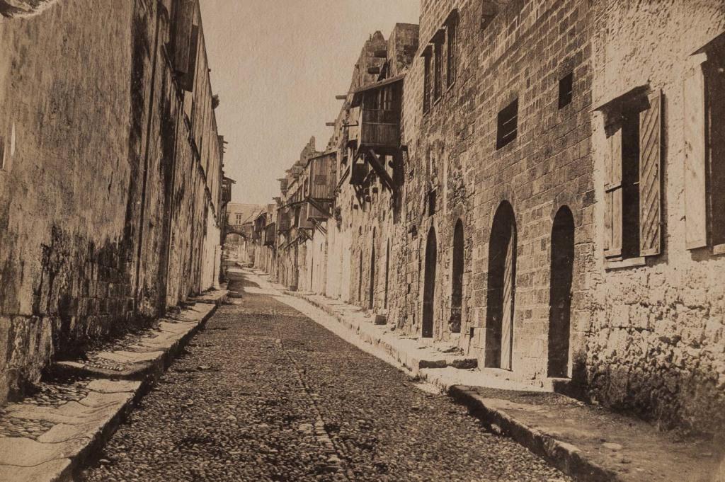 Rhodos Rue des Chevaliers